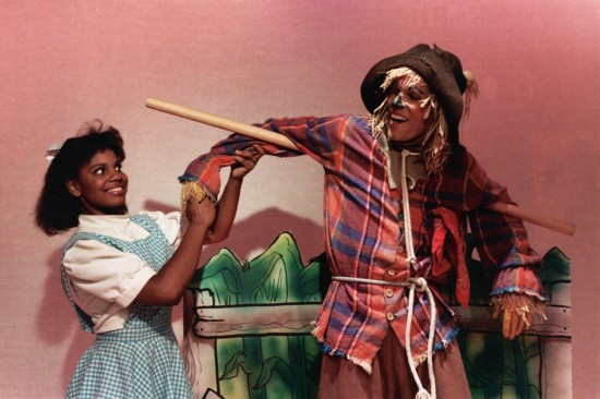 Audra McDonald & Steve Pepper: The Wiz, 1987.