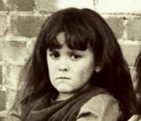 "Andrea Chamberlain in GCP's ""Annie"" - 1983"