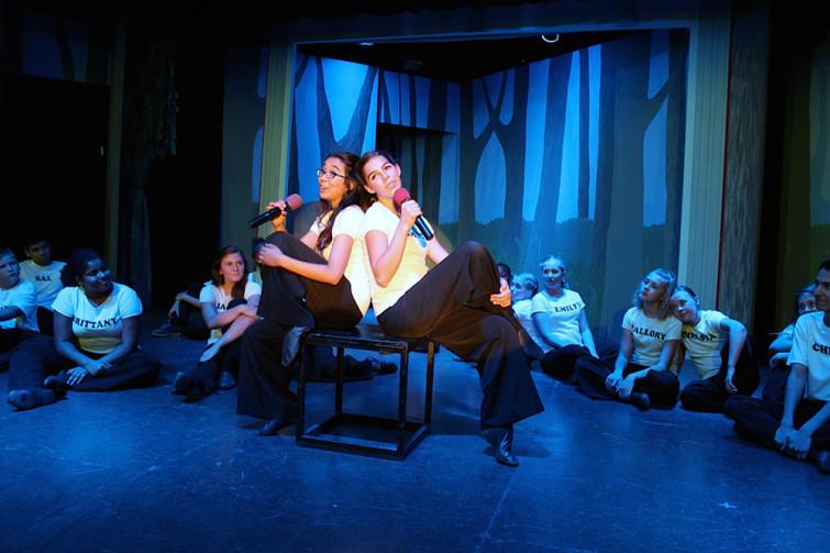 Theatre-Skills
